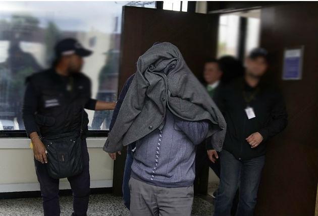 Capturan a supuestos guerrilleros que extorsionaban a familia en Bogotá