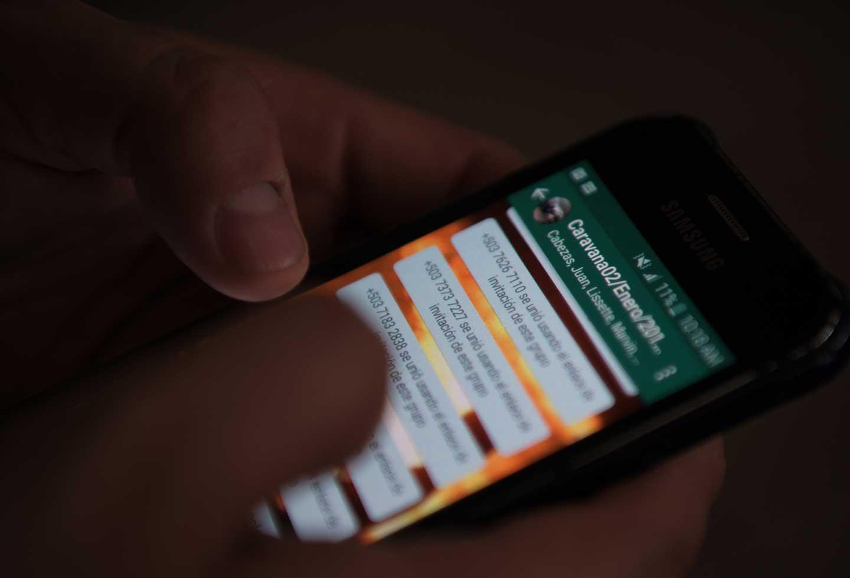 Con este sencillo paso evite enviar fotos y videos a la persona equivocada por WhatsApp