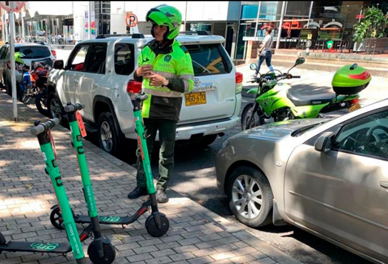 De esta forma funcionarán las patinetas eléctricas en Bogotá