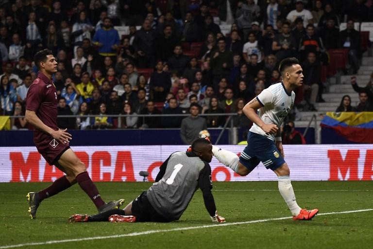 Millonarios está feliz: Wuilker Faríñez fue la gran figura contra Argentina