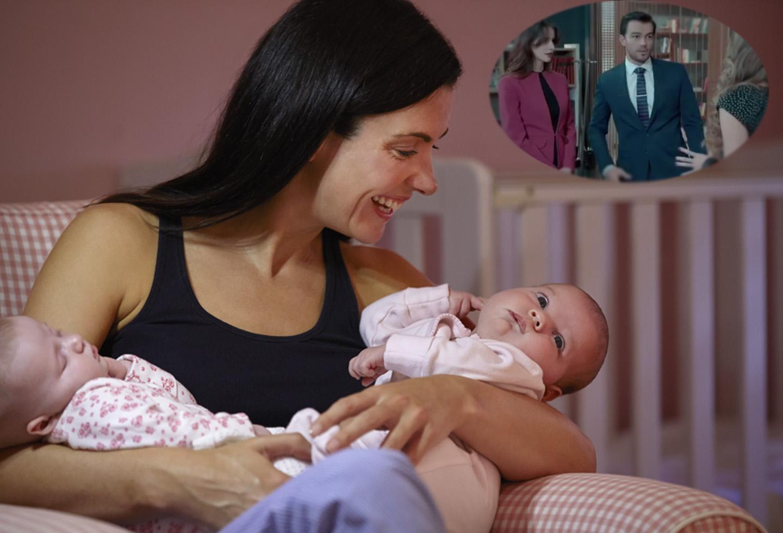 ¿Es posible que una mujer tenga mellizos de dos manes diferentes?
