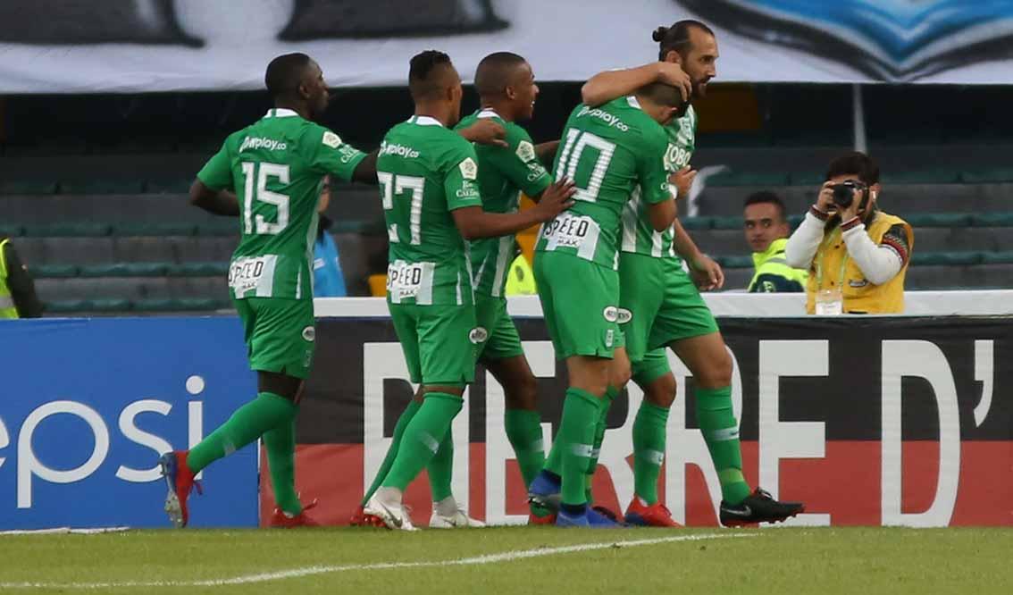 Fluminense le empacó cuatro goles a Nacional
