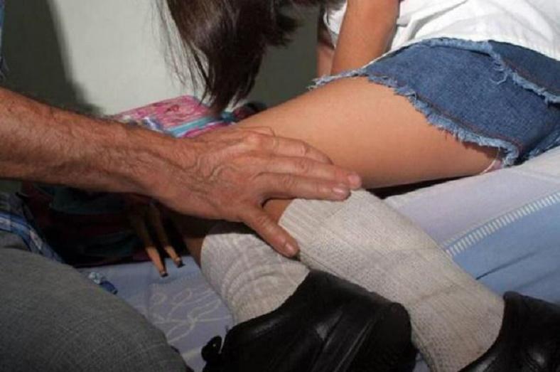 Le echan mano a pervertido viejo por presunto abuso sexual contra hijastra de 14 años
