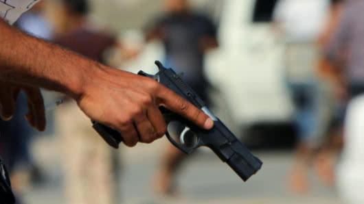 Sicario mató a un todero en una calle de la comuna tres de Soacha