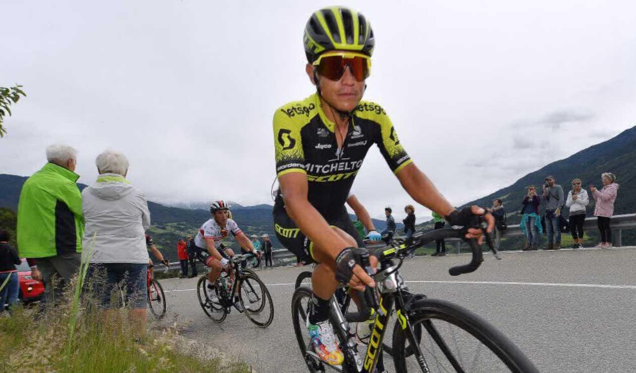 El 'Chavito' liderará la Selección Colombia en el Tour Colombia 2.1