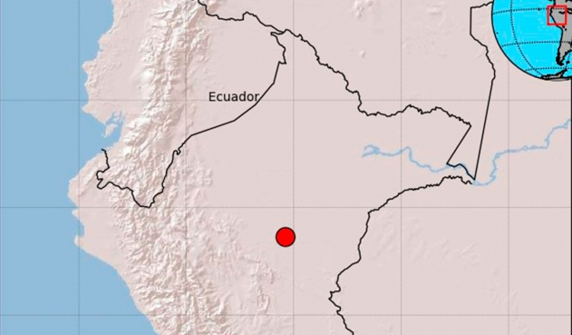 Fuerte sismo sacudió a Perú, Ecuador y Colombia en la madrugada de este domingo