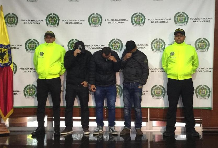 A tres miembros de la banda 'Los Motul' les pusieron el freno por tanta robadera de motos