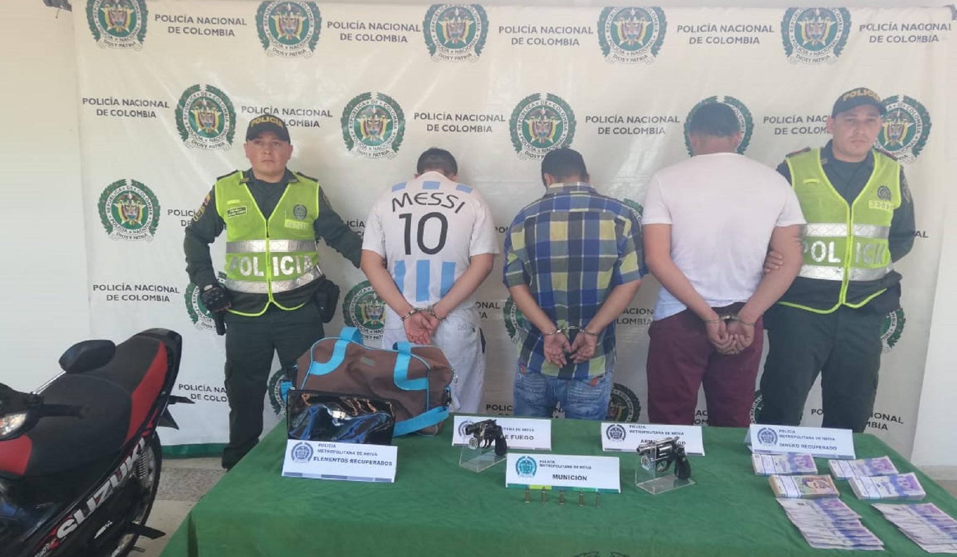 Así varios fleteros trataron de robarse 20 millones de pesos