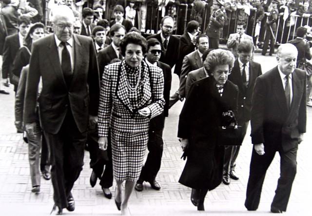 Falleció Cecilia Caballero, viuda de Alfonso López ...