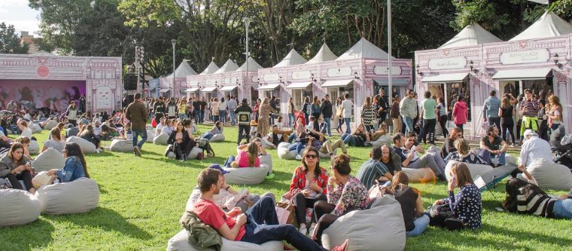 Bogotá, lista para una feria hecha solo para las mujeres