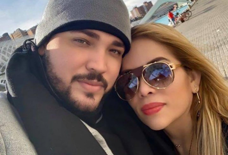 Exesposa de Jessi Uribe reapareció con emotivo mensaje
