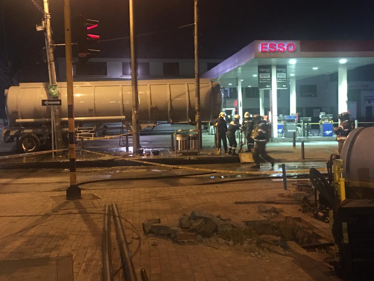 Por escape de gas en Bosa evacuaron a casi 700 personas