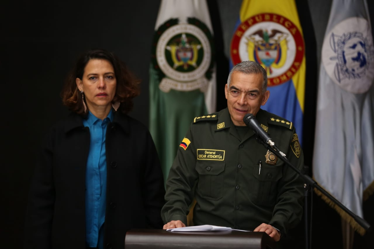 Director de la Policía asegura que los uniformados actuarán cundo haya vandalismo