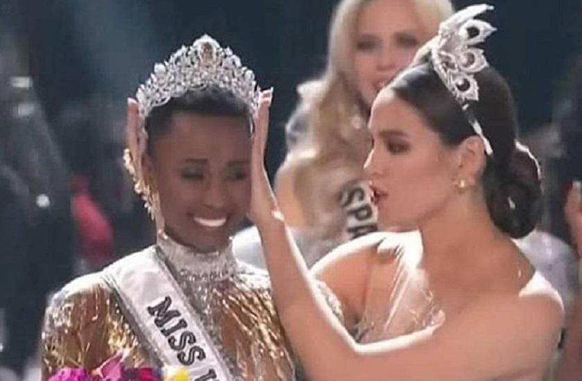 Sudáfrica se lleva la corona como la nueva Miss Universo