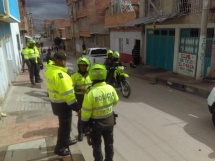 Pa la cana el policía que, por andar de chapeto, mató a dos motociclistas