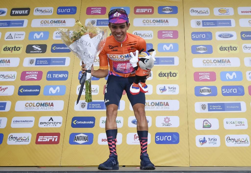 Sergio Higuita es el campeón del Tour Colombia