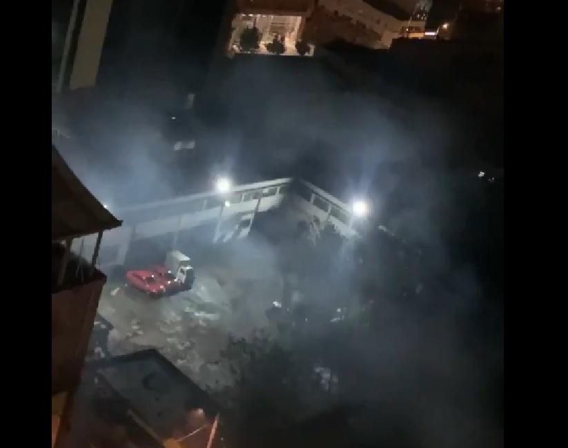 Vecinos de Teusaquillo se llevaron tremendo susto por detonaciones de pólvora