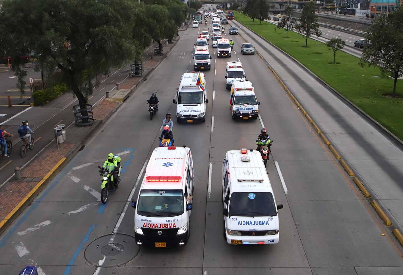 Un hombre de 85 y una mujer de 63, nuevas víctimas mortales del coronavirus en Bogotá