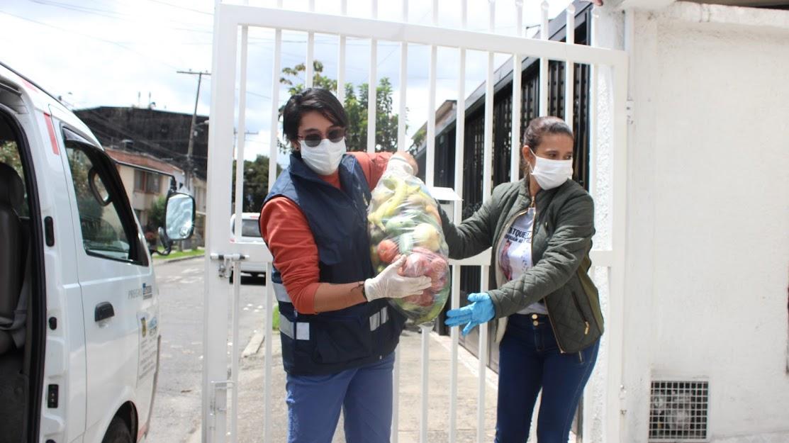 Cuarentena en Bogotá: alcaldía dice que ha entregado 2,8 millones de ayudas   Alerta Bogotá