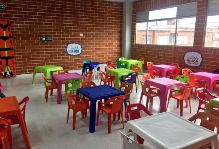Jardín Infantil en Bogotá