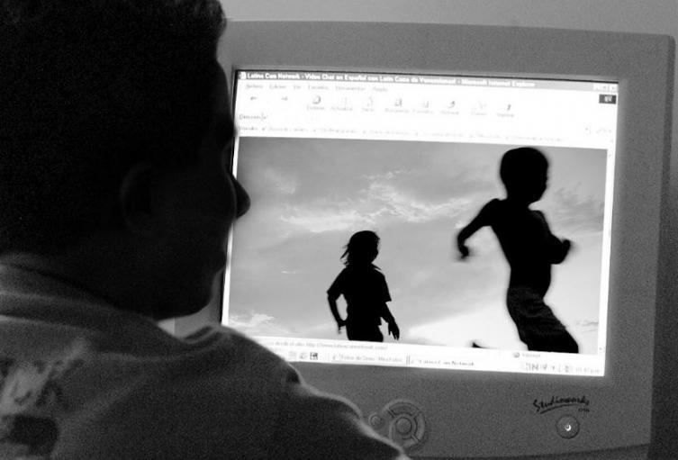Pornografía infantil
