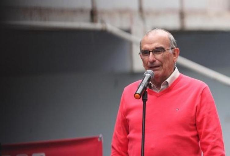 Humberto de la Calle, excandidato presidencial del Partido Liberal