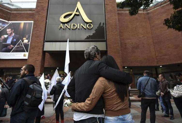 Centro comercial Andino
