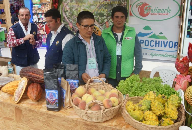 Negocios Verdes en Boyacá.