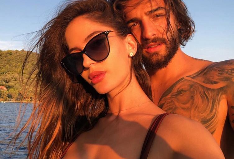 Natalia y Maluma