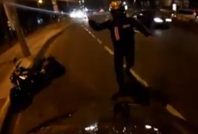 Hay alerta por el robo de motos en Bogotá