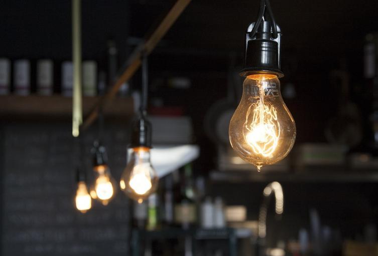 Luz en Bogotá