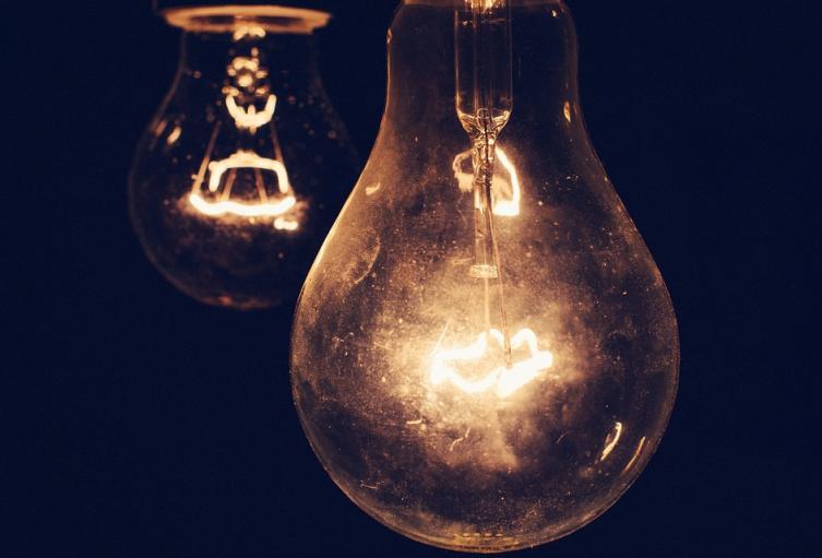 Bombillas con poca luz