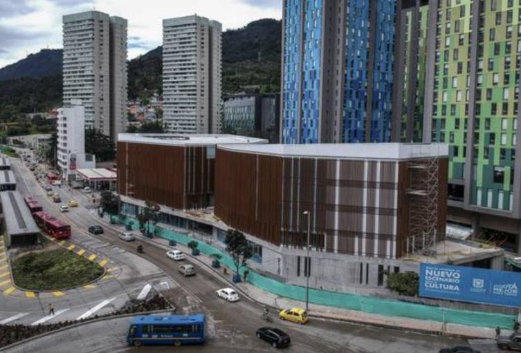 Nueva sede de la Cinemateca Distrital