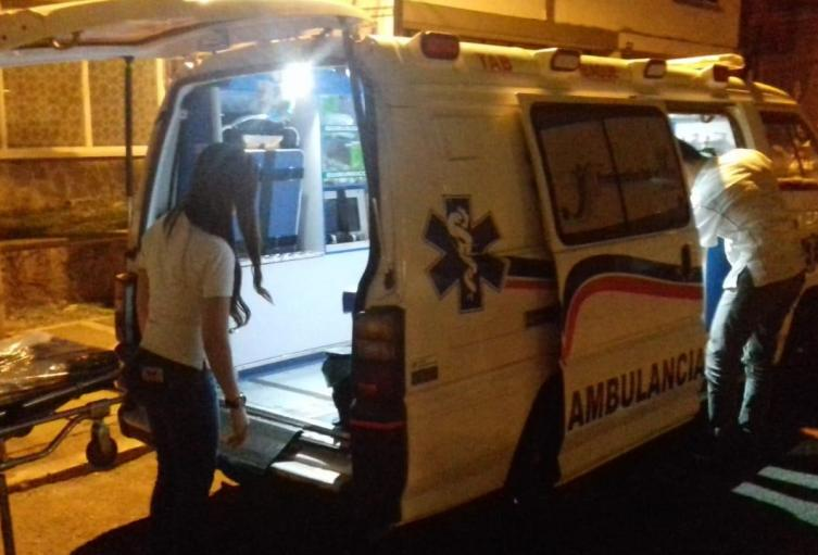 Ambulancia. Imagen de referencia.