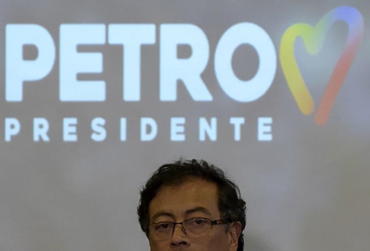 Gustavo Petro fue candidato presidencial por la Colombia Humana