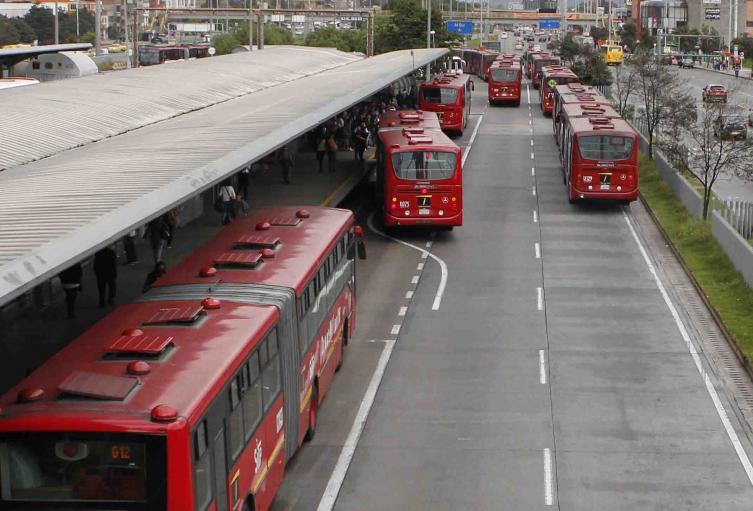 Accidente de buses de Transmilenio