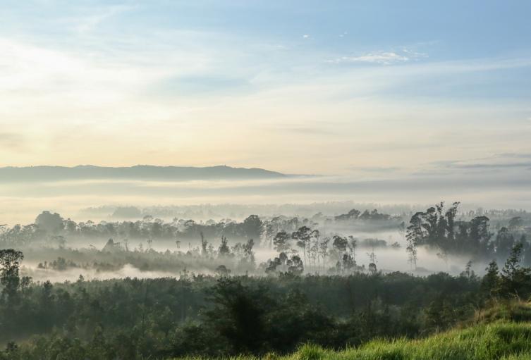Heladas en Cundinamarca