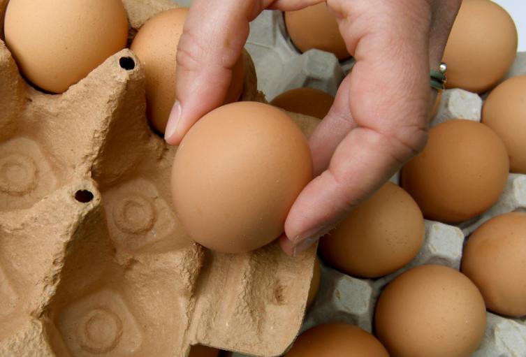 En la zona céntrica y parte de la occidental en Bucaramanga es difícil adquirir huevo.