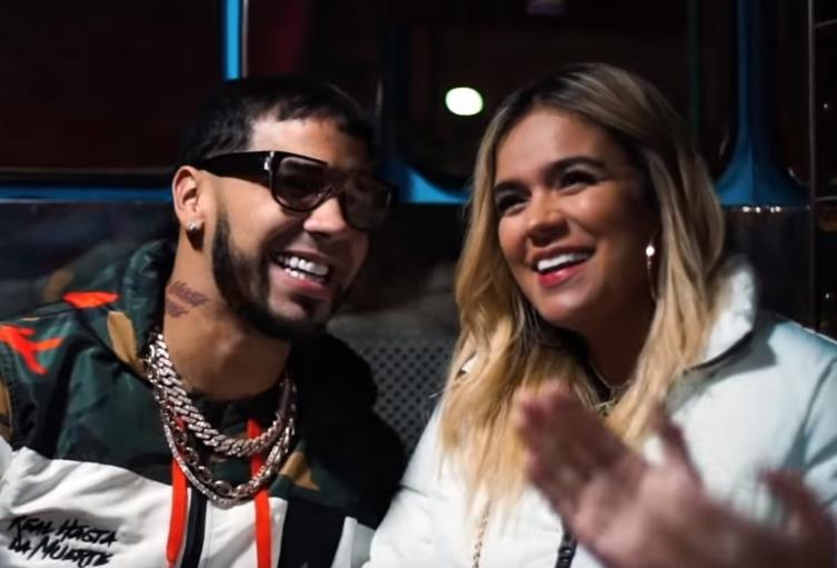 Karol G y Anuel AA