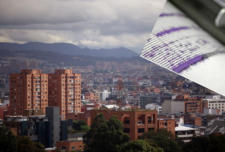 ¿Pueden venir un fuerte temblor en Bogotá? Así lo vio una vidente.