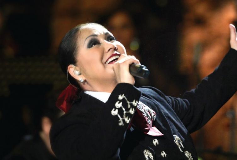 Ana Gabriel, cantante mexicana