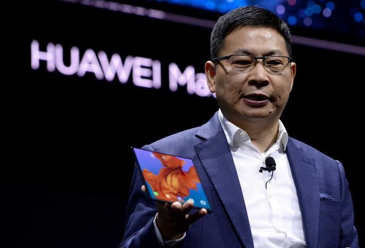 Mate x, el smartphone plegable de Huawei