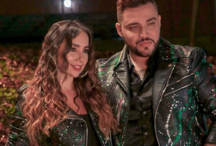 """Paola Jara y Jessi Uribe en """"Como si nada"""""""