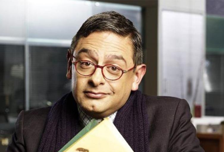 El actor Ricardo Vesga