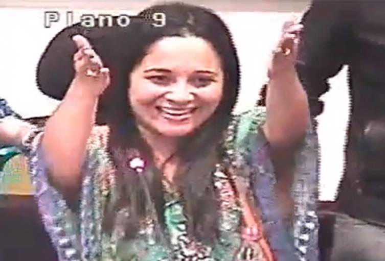 Xinia Navarro, concejal del Polo Democrático