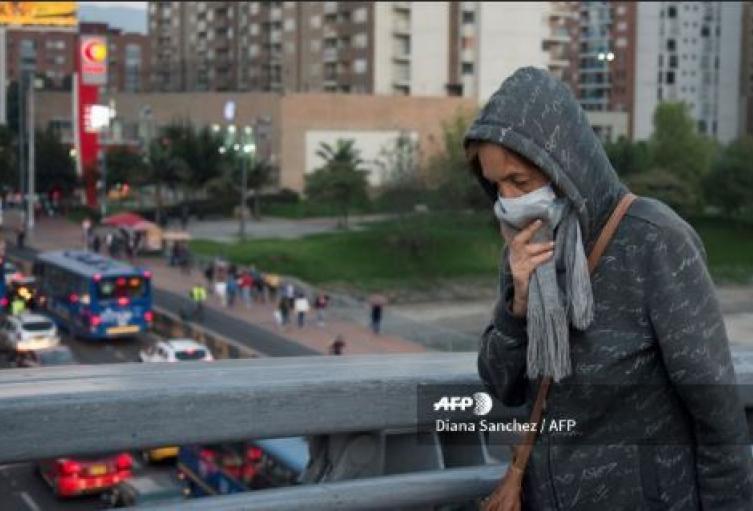 Medidas preventivas ante mala calidad del aire en Bogotá