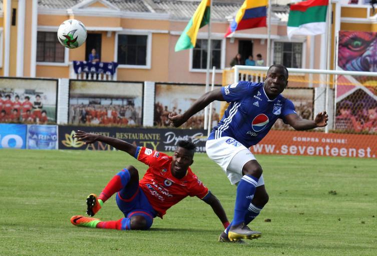 Deportivo Pasto vs Millonarios - Fecha 11 Liga Águila 2019-I