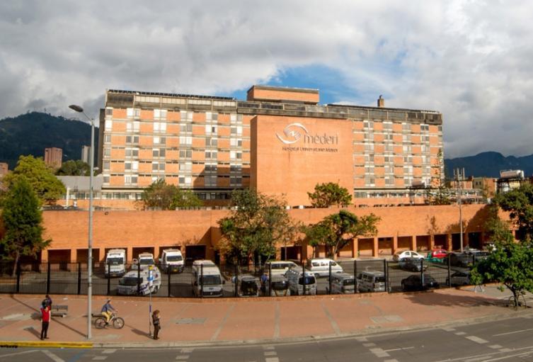Hospital Universitario Mayor Méderi