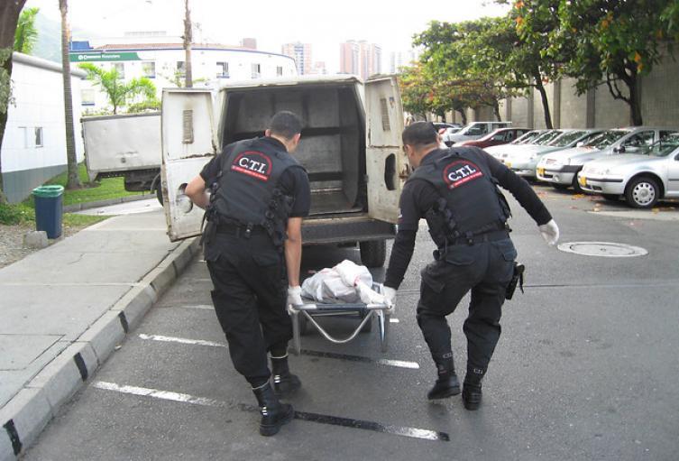 Ladrones asesinan en Usme