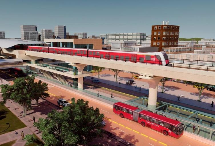 Informe de la Contraloría sobre el Metro